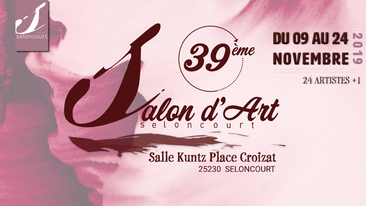 39ème Salon d'art